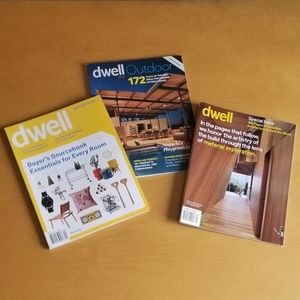 Dwell Magazine Special Issues